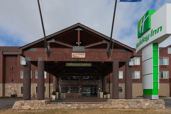 Holiday Inn - West Yellowstone: West Yellowstone hotel lodging at its finest