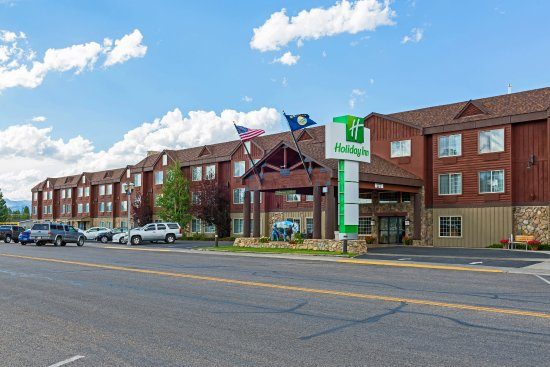 Holiday Inn West Yellowstone: The Holiday Inn in West Yellowstone, Montana