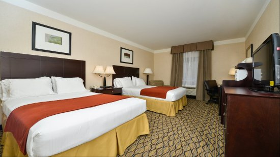 Holiday Inn Express Great Barrington: TQNN