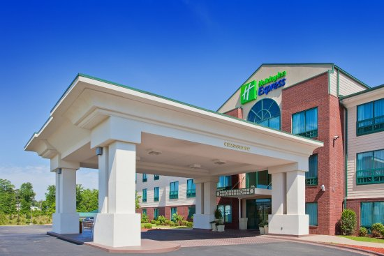 Enterprise, AL: Hotel Exterior