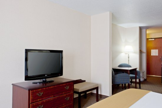Holiday Inn Express Hotel & Suites Jackson: Guest Room