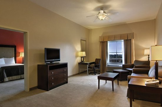 Batesville, MS: Extended Stay Suite Living Room