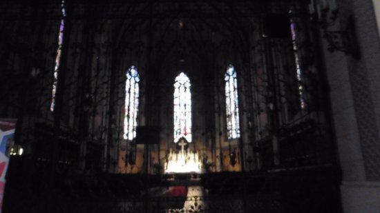St. Wenceslas Cathedral: altar mayor