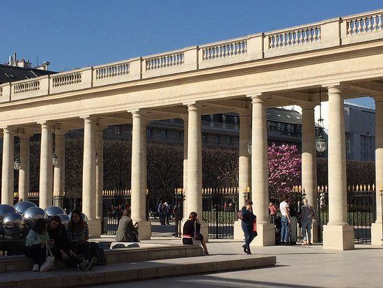 Photo of Botanical Garden Jardin du Palais Royal at 6 Rue De Montpensier, Paris 75001, France
