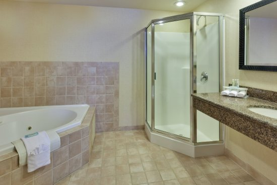 South San Francisco, CA: San Francisco Airport Hotel - King Suite - Guest Room Bathroom