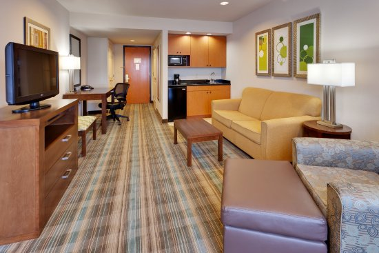 South San Francisco, CA: San Francisco Airport Hotel - King Suite - Guest Room