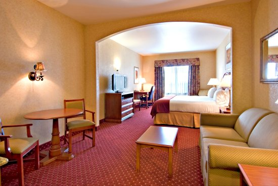 Moses Lake, WA: Accessible King Bed Guest Room