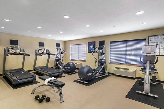 Sandy, UT: Fitness Center is open 24 hours and offers all new equipment!