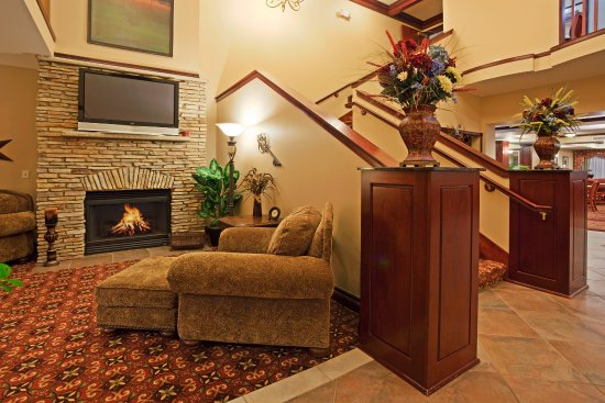 Weston, WI: Hotel Lobby