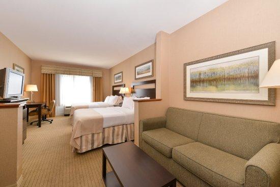 Holiday Inn Laramie: Suite