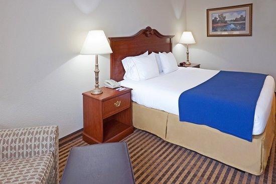 Waxahachie, Teksas: Single Bed Guest Room