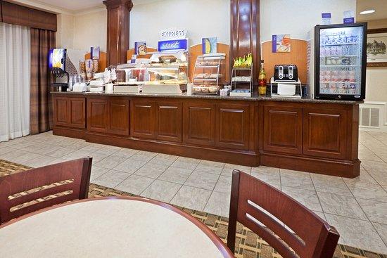 Waxahachie, Teksas: Breakfast Bar