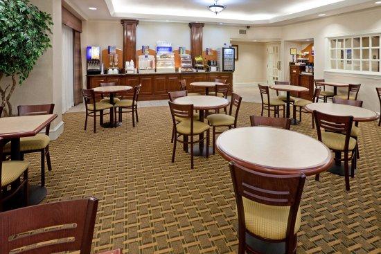 Waxahachie, Teksas: Breakfast Area