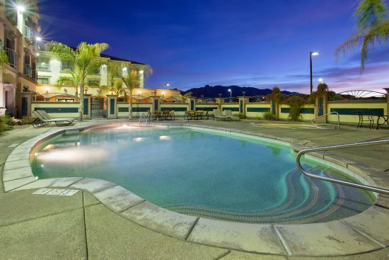 Holiday Inn Express Hotel Suites Tucson Mall Swimming Pool