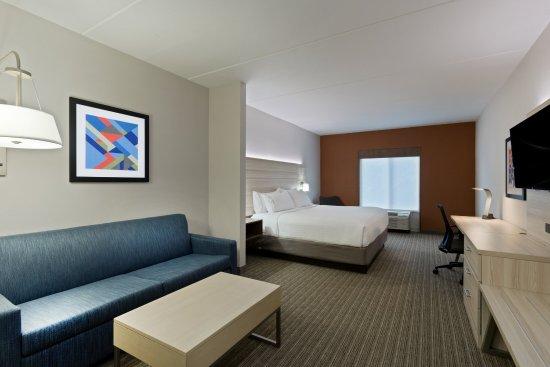 Tavares, FL: Spacious King Suite