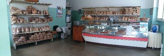 Gagliano del Capo, Itália: Panificio Biscottificio Fersini