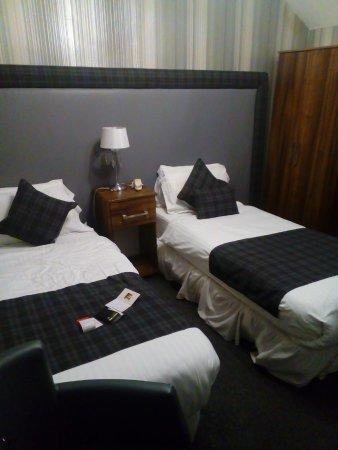 Breakfast! - Picture of Argyll Hotel, Glasgow - TripAdvisor