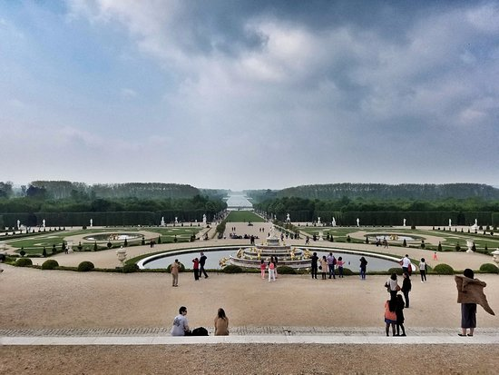 Photo of Botanical Garden Château de Versailles at Place D'armes, Versailles 78000, France