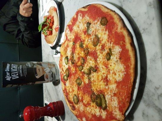 Harrow, UK: Pizza Express