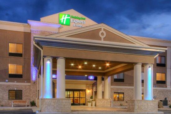 Las Vegas, Nuevo México: Hotel Exterior