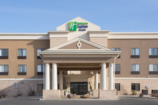 Welcome to the Holiday Inn Express Las Vegas