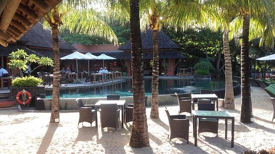 Séjour au Tamarina Golf & SPa