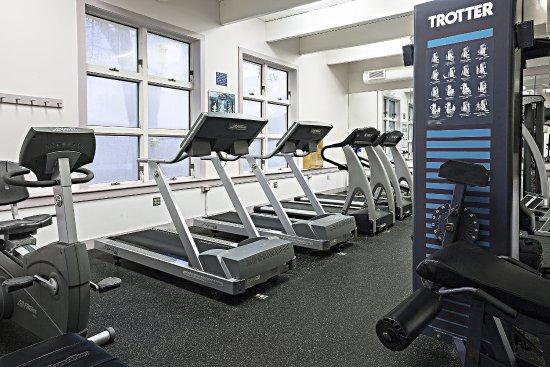 Springfield, VT: Fitness Center