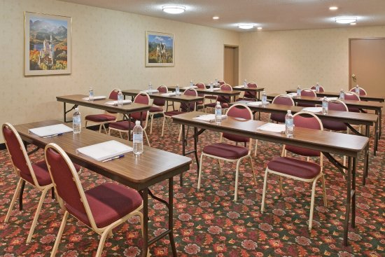 Holiday Inn Express Birch Run (Frankenmuth Area): Meeting Room
