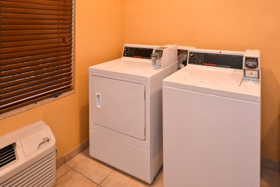 Lititz, PA: Coin operated washer, dryer and soap dispenser