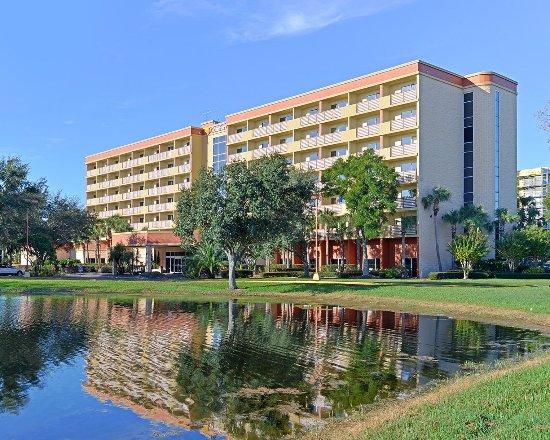 Comfort Inn Orlando/ Lake Buena Vista: Exterior