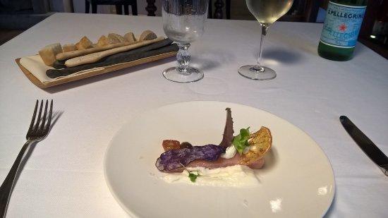 Presezzo, Italien: Salmone marinato