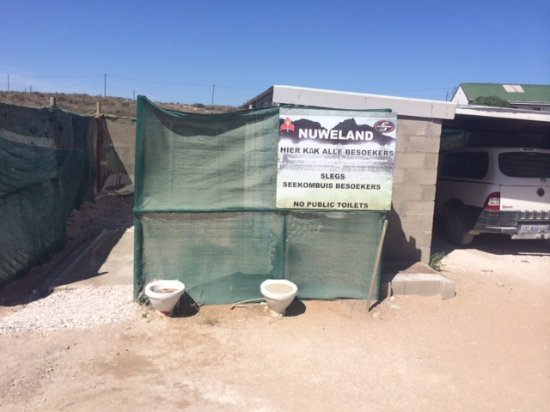 Paternoster, South Africa: self-explaining