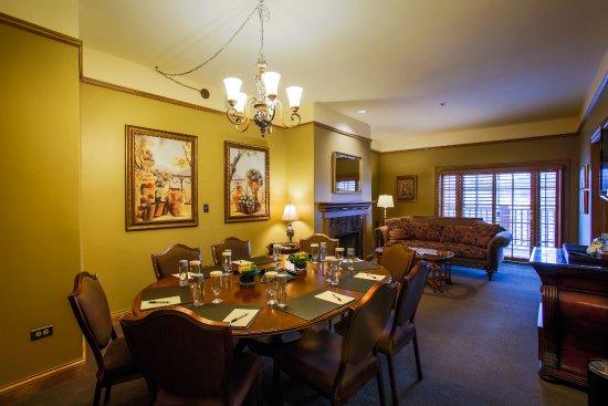 The Herrington Inn & Spa: Meeting suites