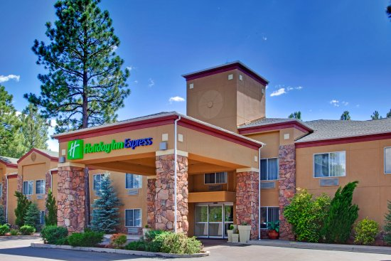 Holiday Inn Express Pinetop: Hotel Exterior Pinetop - Lakeside