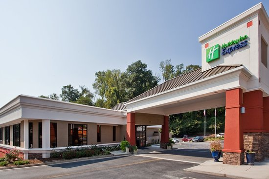 Athens, GA: Hotel Exterior