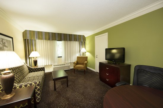 Athens, GA: Hospitality Suite with room to stretch out.