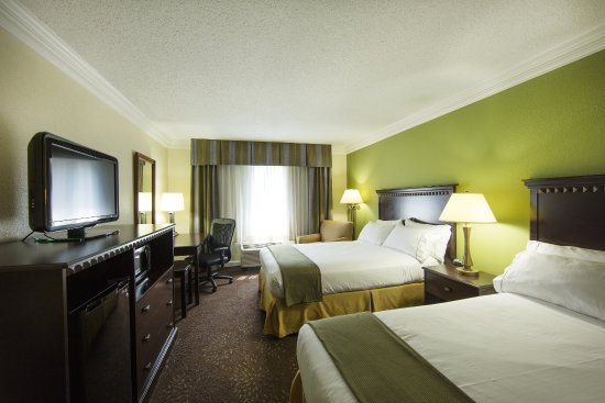 Atenas, GA: Guest room with two double beds non-smoking