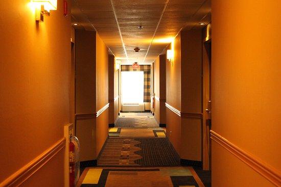 New Columbia, PA: Hallway