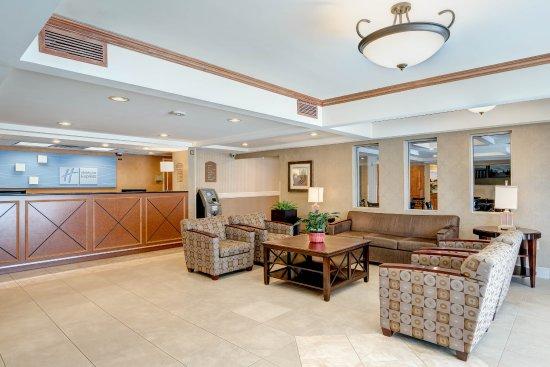 West Long Branch Holiday Inn Express Lobby