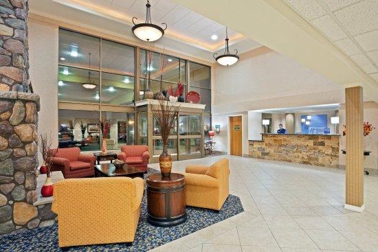 Γιακίμα, Ουάσιγκτον: Hotel Lobby