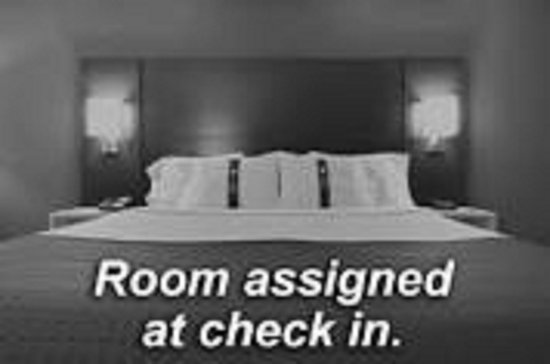 Port Wentworth, Τζόρτζια: Standard room to be assigned at check in
