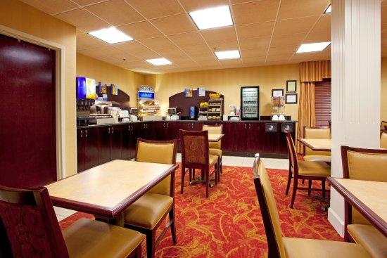 Port Wentworth, GA: Breakfast Area