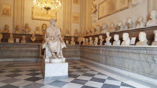 Kapitolinische Museen: un vero pantheon