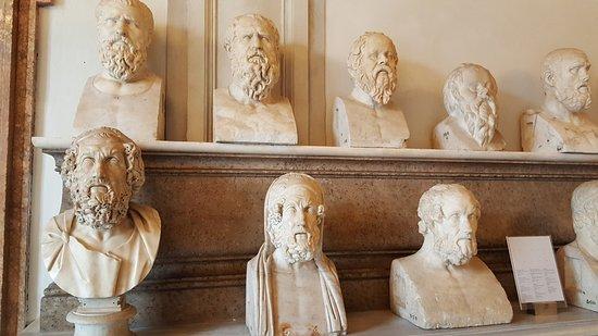 Kapitolinische Museen: e pensare che sono copie di epoca romana