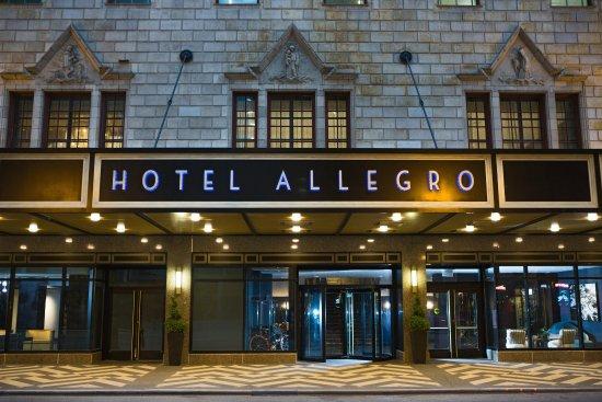 호텔 알레그로 시카고 - 킴턴 호텔
