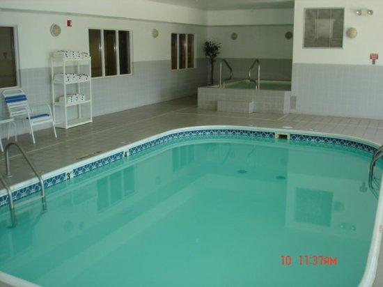 La Quinta Inn Lincoln : PoolView