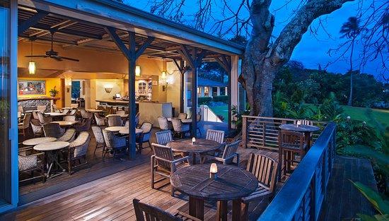Travaasa Hana, Maui: Preserve Bar Lanai