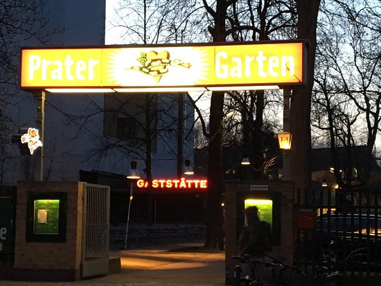 Photo of German Restaurant Prater Garten at Kastanienallee 7 – 9, Berlin 10435, Germany