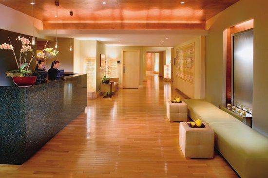Mandarin Oriental, Washington DC: Spa Lobby