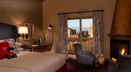 The Edgewater, A Noble House Hotel: Cityside Deluxe Room